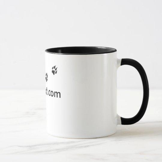pfoten - paws tasse