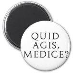 Pfund Agis, Medice?