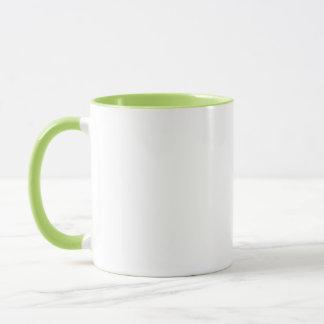 Pfütze des Wassers Tasse
