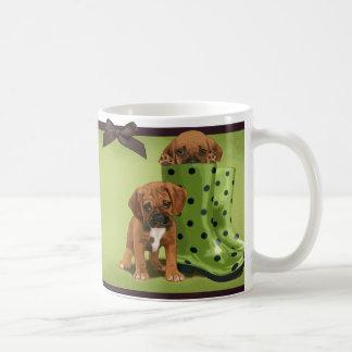 Pfütze Puggles Kaffeetasse