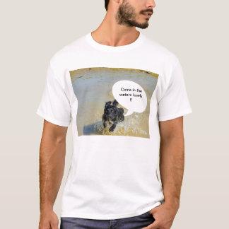 Pfützen sind Spaß T-Shirt