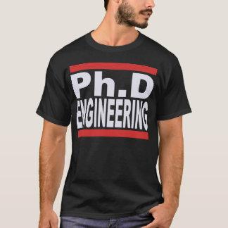 Ph.D-Doktor der Philosophie Technik T-Shirt