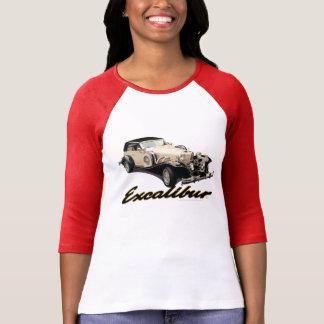 Phaeton-Frauen Excalibur Reihen-IV T-Shirt