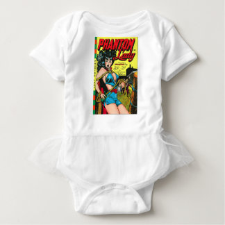 Phantomdame Baby Strampler