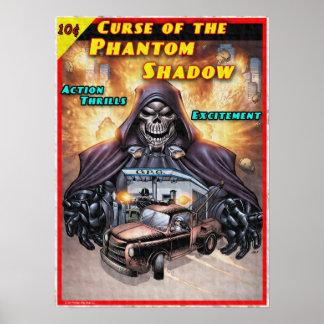 Phantomschatten-Posten Poster