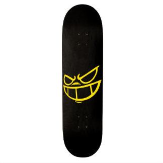 PhantomSmile™ Marken-gelbes u. schwarzes Individuelles Deck