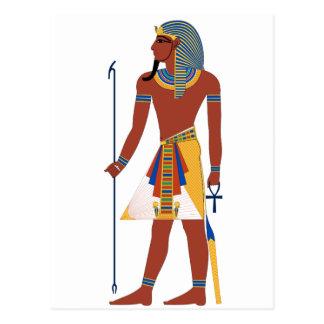 Pharao Postkarte