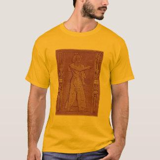 Pharao-T-Stück - lila T-Shirt