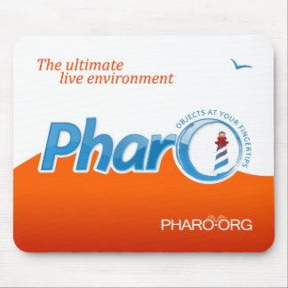 "Pharo Mousepad ""orange Welle """