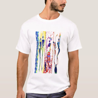 Phasen des Lebens T-Shirt