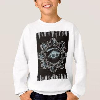 Phasen des Mondes Eye.jpg Sweatshirt