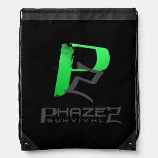 phaze2survival zeichnen Schnurrucksack Sportbeutel