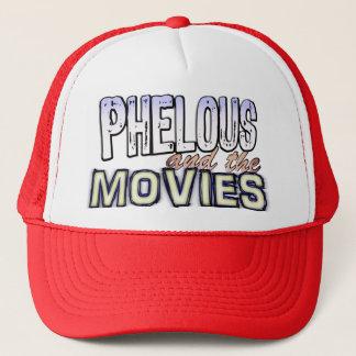 Phelous und der Film-Hut Truckerkappe