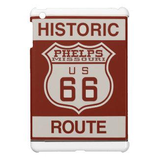 Phelps Weg 66 iPad Mini Schale