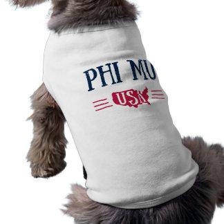Phi MU - USA Shirt