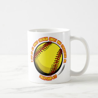 PHIL.413 - SOFTBALL KAFFEETASSE
