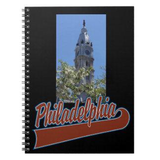 Philadelphia Notizblock