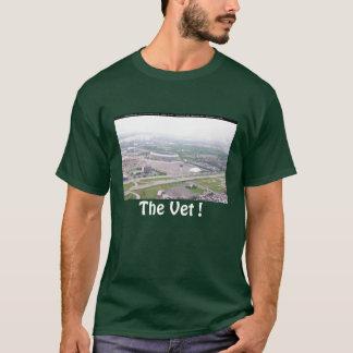 Philadelphia PA-Veterans Stadium-Luftaufnahme T-Shirt