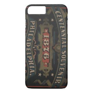 Philadelphia Pennsylvania 1876 iPhone 8 Plus/7 Plus Hülle