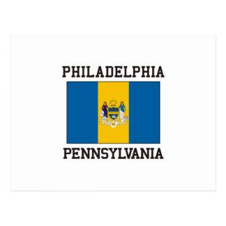 Philadelphia Pennsylvania Postkarte