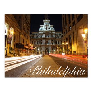 Philadelphia-Postkarte!! Postkarte