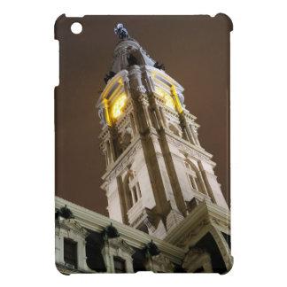 Philadelphia-Rathaus-Glockenturm nachts iPad Mini Hülle
