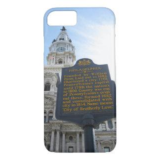 Philadelphia-Rathaus iPhone Fall iPhone 8/7 Hülle