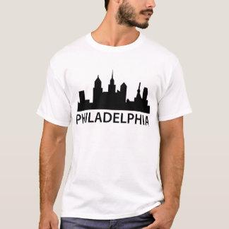 Philadelphia-Skyline T-Shirt