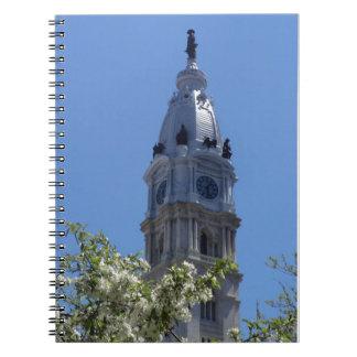 Philadelphia Spiral Notizblock