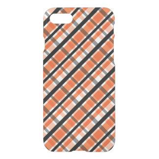 Philadelphia-Sport-Fan-orange Schwarz-weißes iPhone 8/7 Hülle