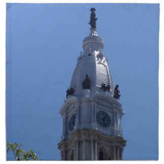 Philadelphia Stoffserviette