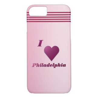Philadelphia -- Wein iPhone 8/7 Hülle