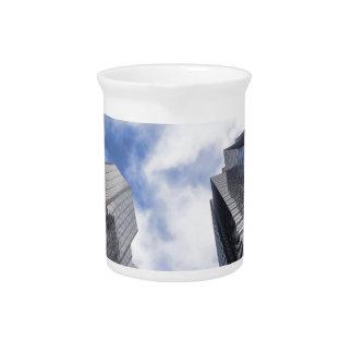 Philadelphia-Wolkenkratzer 3 Krug