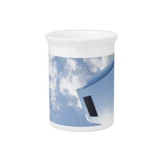 Philadelphia-Wolkenkratzer Getränke Pitcher