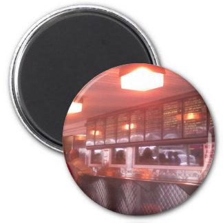 PhiladelphiaCheesesteak Runder Magnet 5,7 Cm