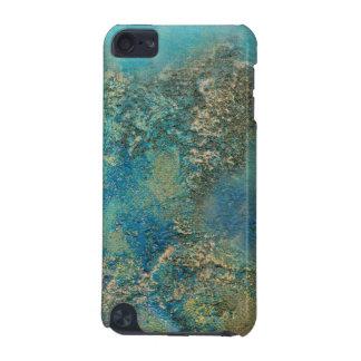 Philip-Bogenschütze-Ozean-Blau-und Goldabstrakte iPod Touch 5G Hülle