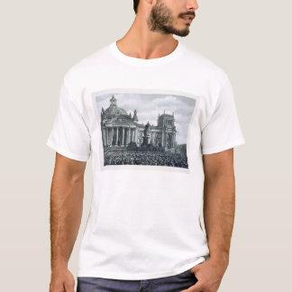 Philipp Scheidemann (1865-1939) gibt eine Adresse T-Shirt