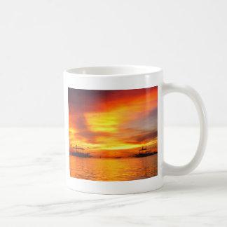 Philippians-Sonnenuntergang Kaffeetasse