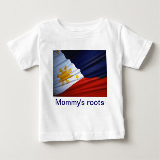 Philippinen Baby T-shirt