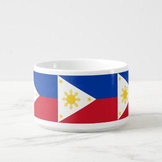 Philippinen-Flagge Kleine Suppentasse