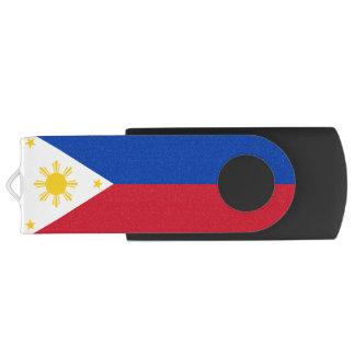 Philippinen-Flagge USB Stick