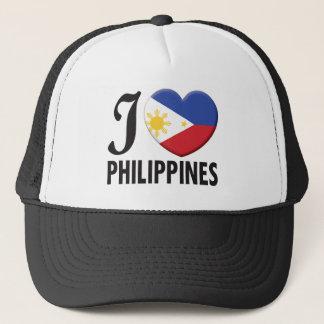 Philippinen-Liebe Truckerkappe