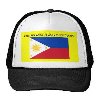 PHILIPPINEN SIND DA-PLATZ, ZUM ZU SEIN KAPPEN