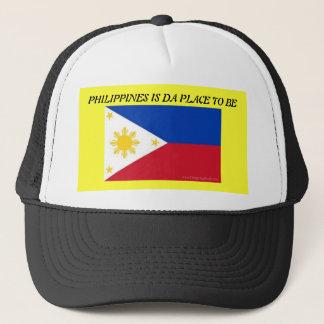 PHILIPPINEN SIND DA-PLATZ, ZUM ZU SEIN TRUCKERKAPPE