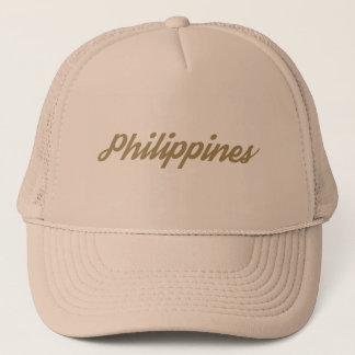 Philippinen sportlich truckerkappe