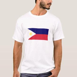 Philippinen-Staatsflagge T-Shirt