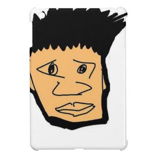 philippinische Jungen-Cartoon-Gesichtssammlung iPad Mini Hüllen