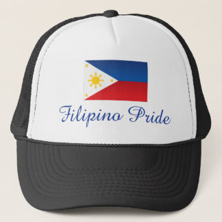 Philippinischer Stolz 1 Truckerkappe
