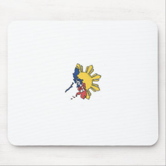 Philippinischer Stolz-Entwurf Mousepad