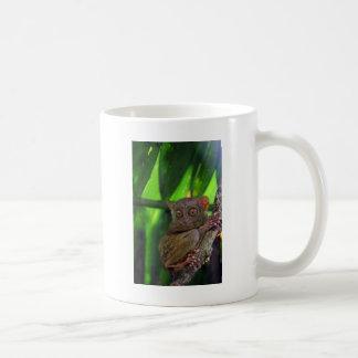 Philippinisches Tarsier Kaffeetasse